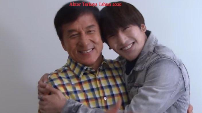Jackie Chan Aktor Terkaya Tahun 2020