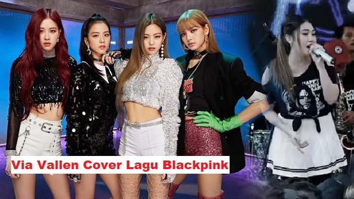 Via Vallen Cover Lagu Blackpink
